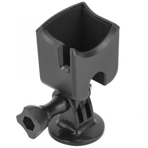 Image 5 - Dji osmoポケットカメラ拡張ベースマウントホルダースタンドブラケットと 1/4 ネジ穴三脚用selfieスティック