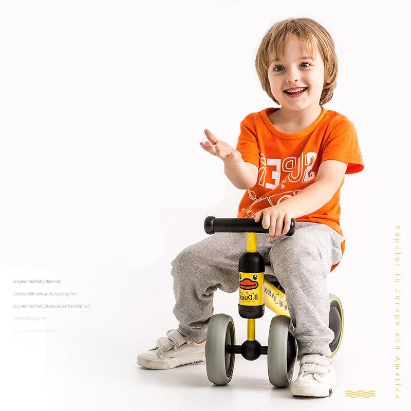 criancas scooter 1 3 anos de idade do sexo masculino e feminino bebe treno carro balanco