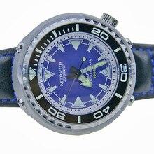 AD30 MERKUR 1000M Monoblock Tuna Can Automatic Pro Diver Dive Mens Vinatge