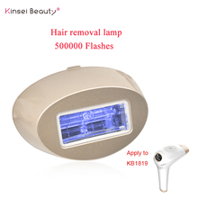 500000 Flashes Epilator Lamps only for Kinseibeauty Hair Removal Acne Clearance