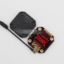 Onemodel/RUSH fpv Tanque FINAL mini Pilha 20*20 5.8G 800mW VTX 2-8S transmissor de vídeo Pode receber freqüência externa