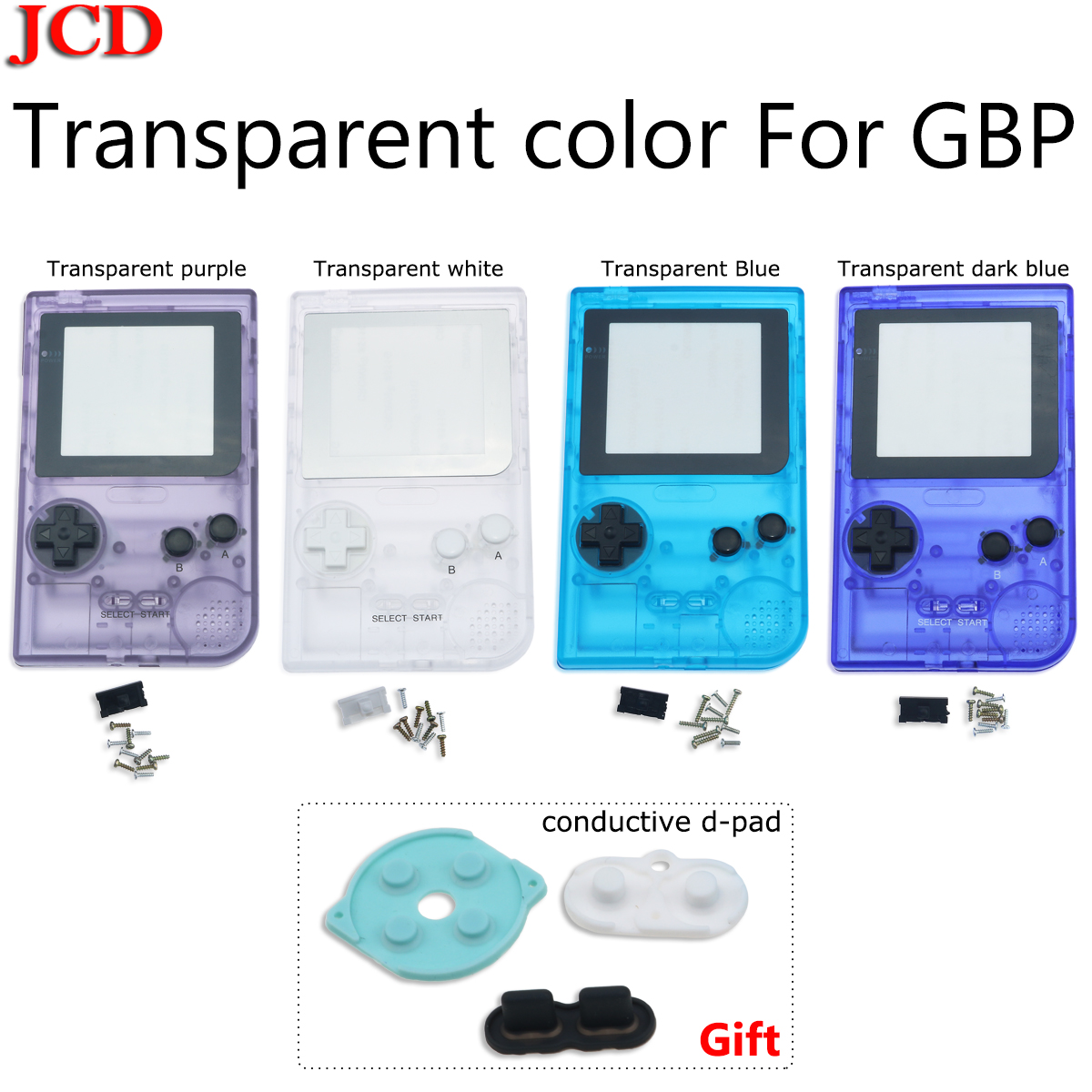 Worldwide delivery gameboy pocket shell in NaBaRa Online