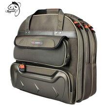 FARGIANT Large Capacity Fishing Bag Outdoor Multifunctional Backpack Fishing Tac