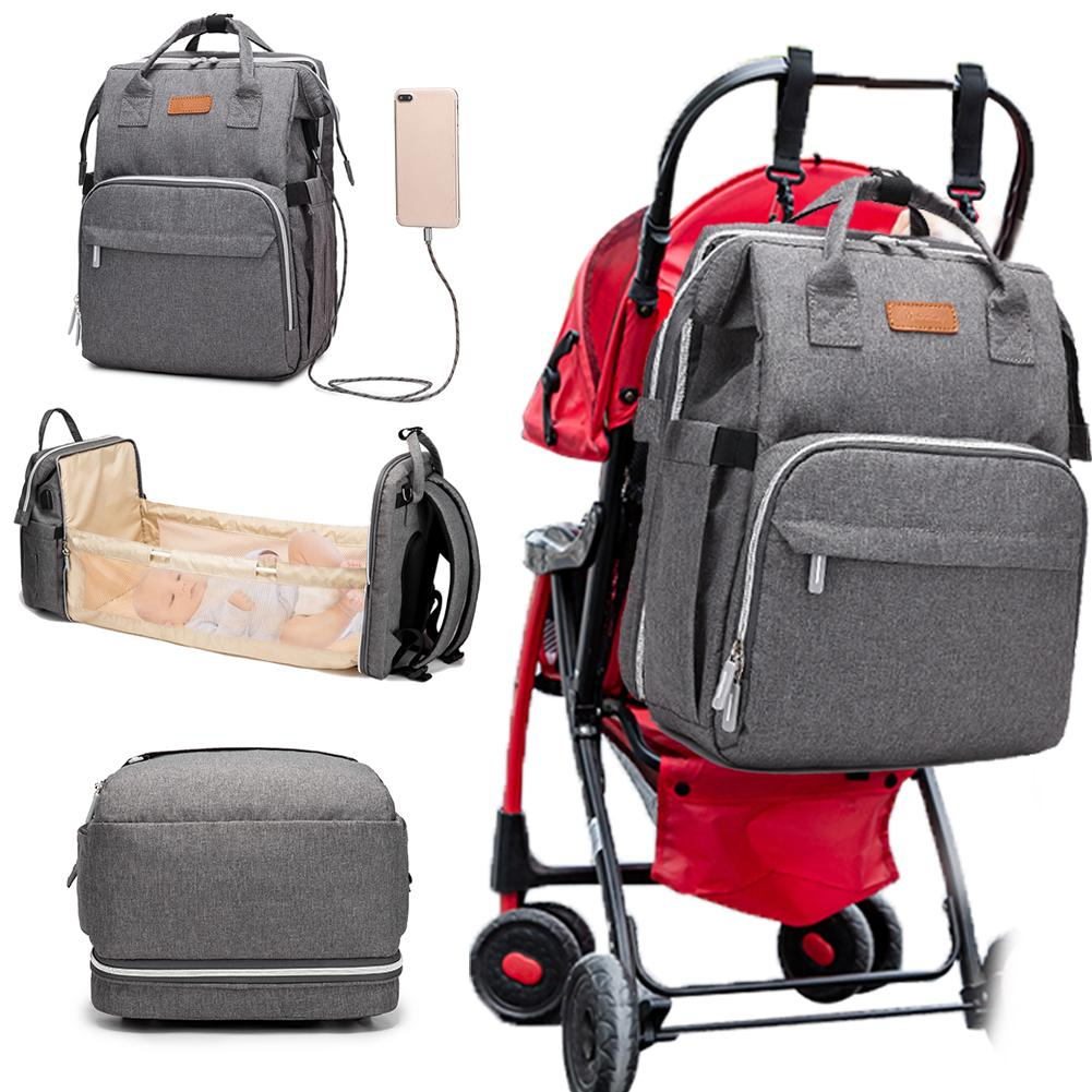 Multifunctional Portable Baby Diaper Bag