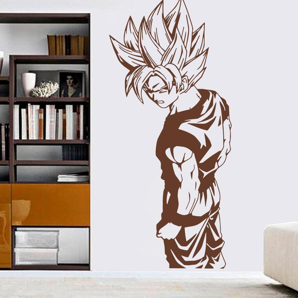Dragon Ball Z Wall Decal