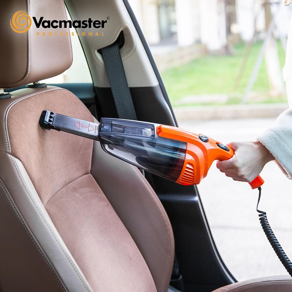 Vacmaster 4.5m Cord 6000pa Protable Handhold Mini Car Use Vacuum Cleaner -HV1201