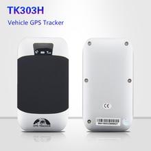 Автомобильный gps трекер для мотоцикла gps GSM GPRS отслеживание Coban TK303 TK303H Внутренняя антенна отрезание автомобильного двигателя тк303h