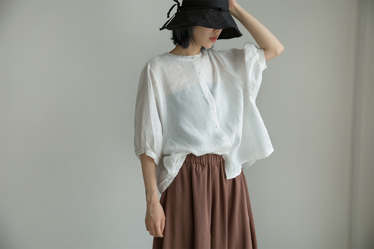 Casual Blouses 2019 discount 5