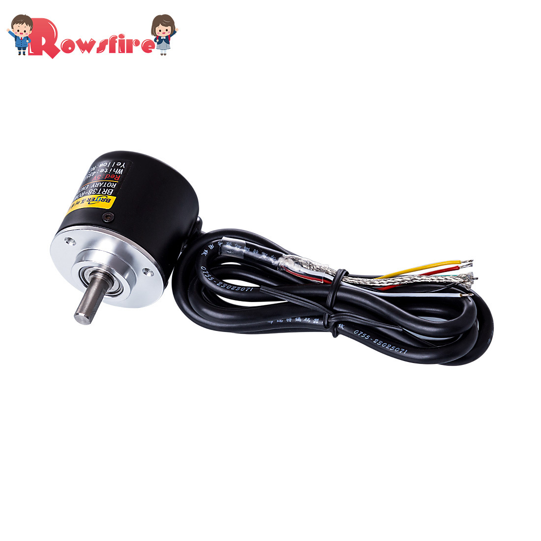 New Arrival 1 Pcs 1024P Absolute Value Encoder With RS485 Interface With High Quality For BRT Encode