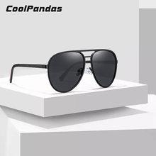 Coolpandas 2021 трендовые высококачественные мужские солнцезащитные
