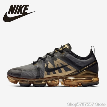 Nike air VaporMax 2019 Running Shoes For Men Outdoor Sneakers Lightweight Breathable AR6631 002 1pc bicycle rear derailleur hanger for cannondale kp255 caad8 12 x quick speed slice synapse bad boy hooligan bike mech dropout