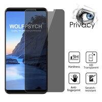 Privatsphäre Screen Protector Für Xiaomi A3 A2 Lite Mi8 Mi9 Lite SE Anti-spy Gehärtetem Glas Für Xiaomi Pocophone f1 Mi8 Mi9 Mi9T Pro