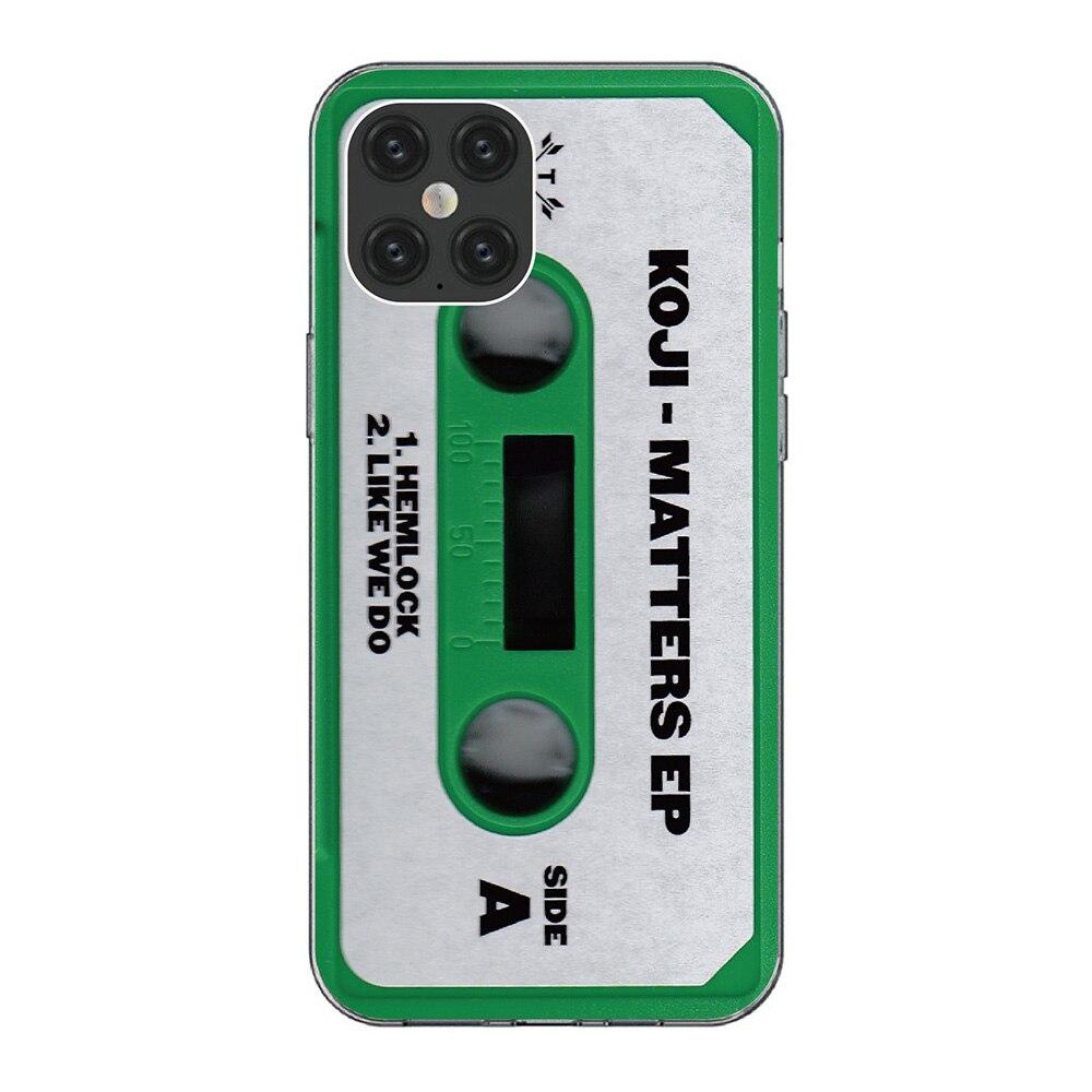 2021 Silicone Soft Case For Google Pixel 6P 5 5XL 4XL 2 3 4 4A 4G 5G 3A XL 2XL 3XL Lite Print Retro Cassette Tape Phone Cover