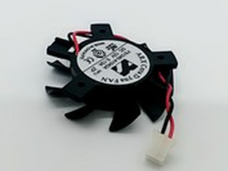 Free Shipping For ARX FS1240-A1042A 4FL DC 12V 0.13A 2-wire Cooler Cooler Fan