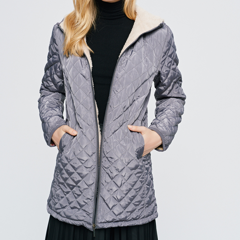 2020 Winter Coat Women Casual  Outfit Slim New Brand Femme Clothes Body-Building Coat Outwear Hooded Jacket