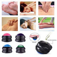 Massage Roller Ball Cold Massage Ball Ice Therapy body Back Waist Stress Release Muscle Relaxation essential oil Massager