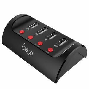 Image 5 - Anahtar/PS4/XBOXONE IPega PG 9133 kablolu klavye ve fare dönüştürücü adaptör