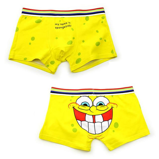 Underwear with fun prints for men