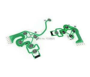 Image 5 - 40pcs Replacement Button Ribbon Circuit Board for PS4 Dualshock 4 Pro Slim Green Conductive Film JDS 001 JDS 030 JDS 040 JDS 050
