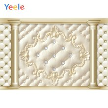 Фотофон для фотосъемки yeele с рисунком шампанского изголовье