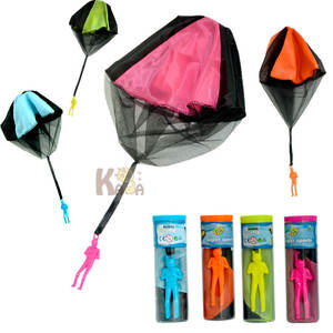 Toy Parachute Soldier Outdoor-Toy Hand-Tossed Hot-Selling Children Export