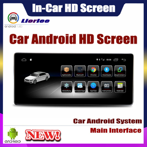 Image 4 - Android Touch Screen Car Multimedia Player For Mercedes Benz GLA Class X156 2016~2019 Stereo Display Navigation GPS
