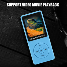70 Hours Playback MP3 MP4 Lossless Sound Music Player FM Recorder TF Card Portable SP99