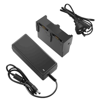 цена на Charger For DJI Spark Drone AU Plug Fast Charging Hub Multi Battery 4 Ports Travel Charger Travel Transport Outdoor Charger UAV