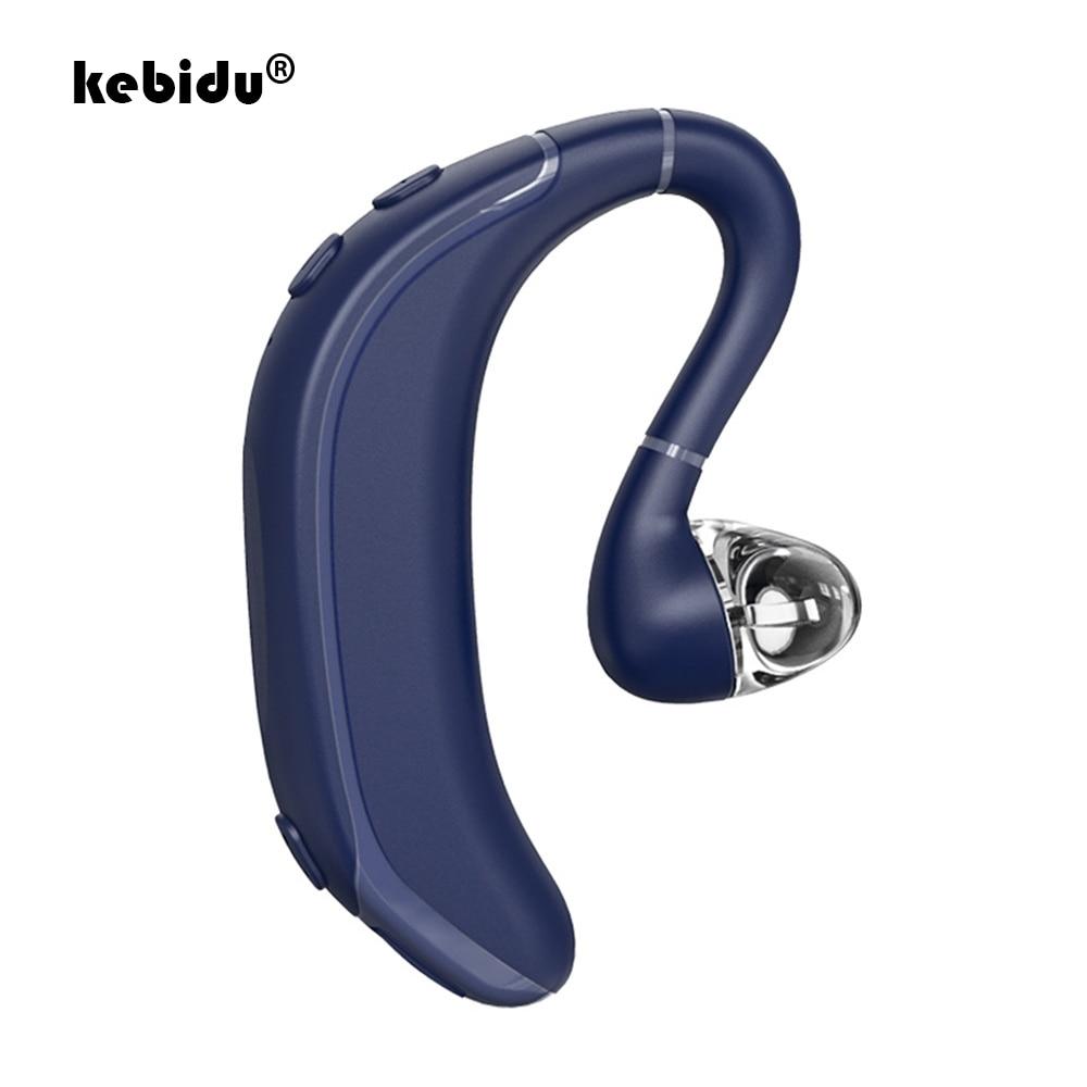 Bluetooth-наушники kebidu V5.1, музыкальная гарнитура, водонепроницаемые наушники для смартфонов Android, iOS, спортивные беспроводные наушники