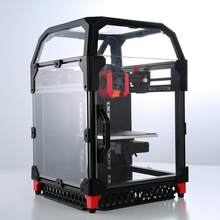 Voron Null Core XY Mini Tragbare 3D Drucker Kit mit Geschlossenen Panels