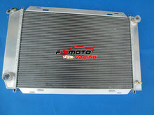 Für 92 91 90 Ford Mustang GT / LX 5,0 L V8 302 Aluminium Legierung Heizkörper 1979-1993