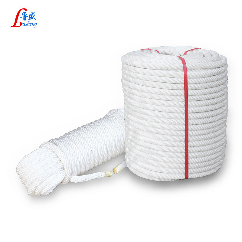 Dacron Full Series Braided Rope High Altitude Homework Safe Rope Exterior Wall Cleaning Hang Rope Nylon Rope Rescue Rope