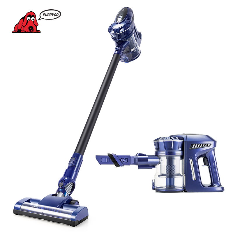 Easy wireless vacuum cleaner Puppyoo WP536 [Official warranty 1 year, from 2 days]