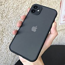 Camera Lens Protection Phone Case For iPhone 11 Pro Max 12 Mini X XS XR 6 6S 7 8 Plus SE 2020 Matte Transparent Shockproof Cover