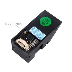 Image 3 - RCmall Optische Vingerafdruklezer Sensor Module voor Arduino Mega2560 UNO R3 51 AVR STM32 Rood Licht O40 DC 3.8  7V FZ2904