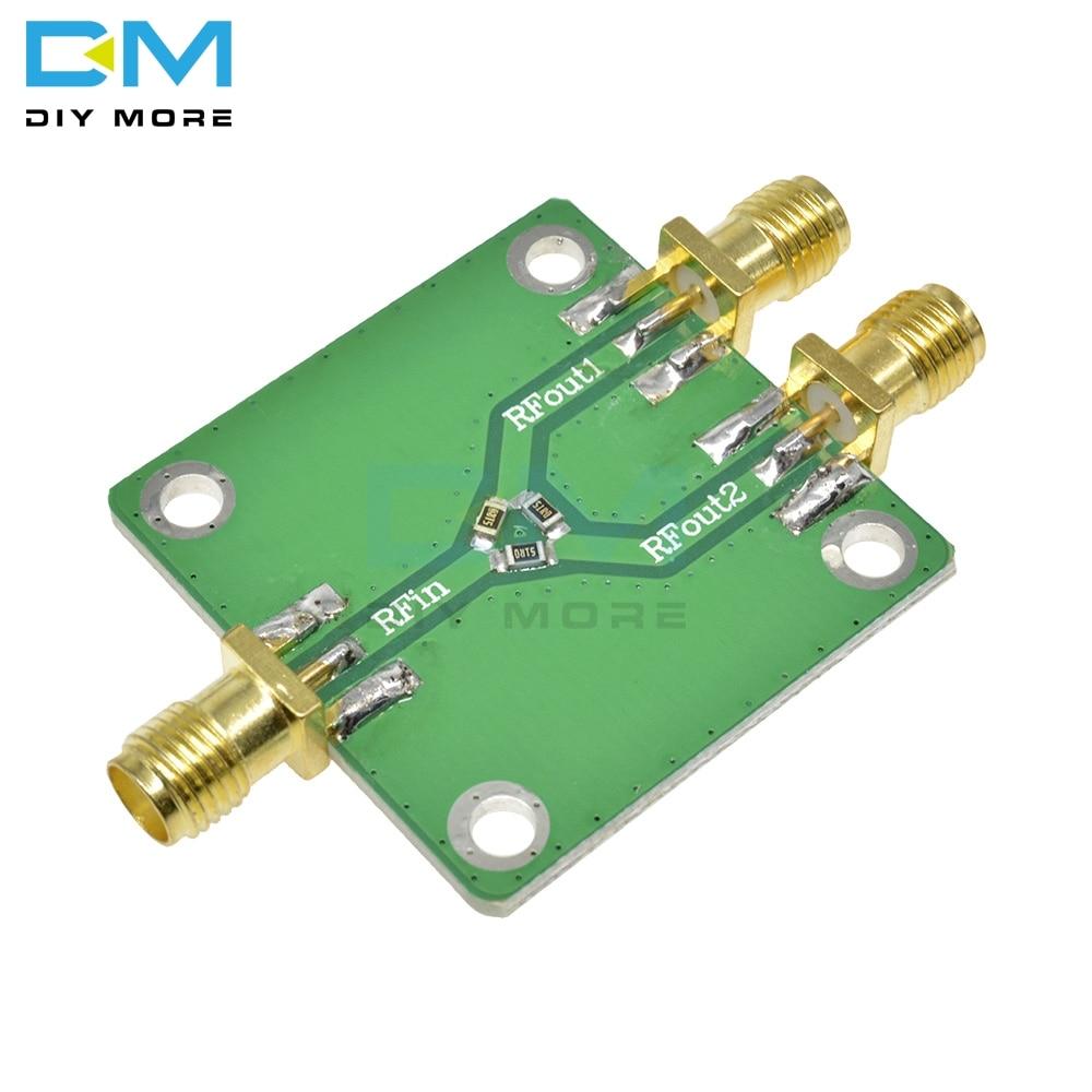 Деталь радиочастотного распределительного модуля питания, сплиттер для микроволновой печи, радиочастотный делитель, 1 сплиттер, 2 Φ 50 Ом