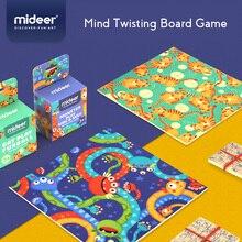 Mideer Kids Big Challenge Thinking Board Puzzle Game Toy edu