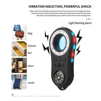 Vibration Alarm Mini Travel Shock Sensor   4