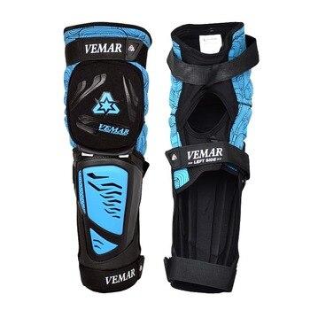 Vemar Motorcycle Knee Protection Motocross knee Protector Pads Guards Protective Gear motorcycle Knee pads rodilleras moto 4