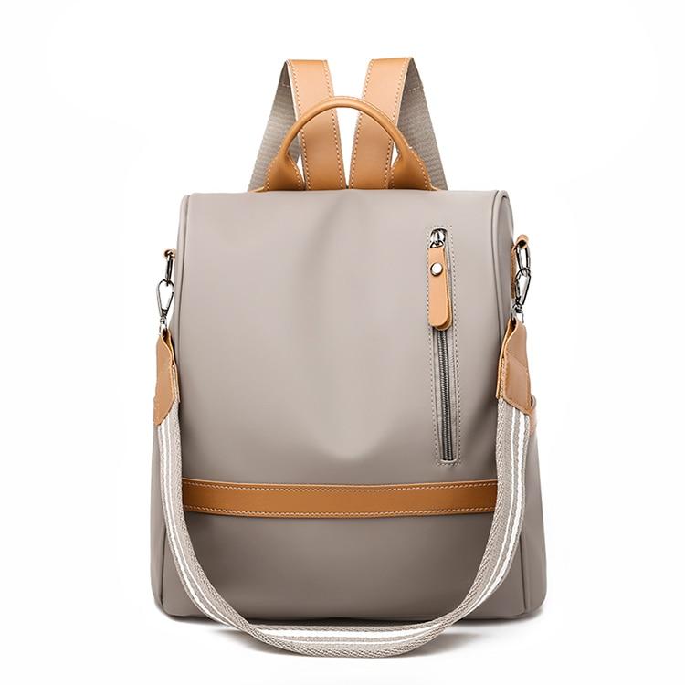 Hfe500a3f58614b938c971a2afa01b0cdV Anti-theft women backpacks ladies large capacity backpack high quality bagpack waterproof Oxford women backpack sac a dos