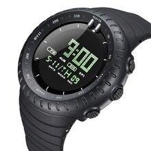 Relogio Masculino Модный часы для мужчин светодиодный цифровые часы мужские часы электронные часы спортивные мужские часы reloj hombre Лидер продаж* A