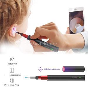 Image 4 - Bebird A2 endoscopio de limpieza de orejas, Mini cámara, otoscopio, boroscopio, herramienta para recoger orejas, envío rápido