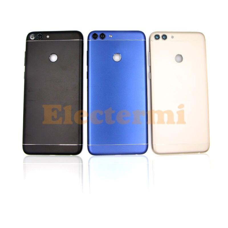 Nouveau Arrière Batterie P Logement Intelligent Porte Housse 5.6 pour Huawei P Smart FIG-LX1 FIG-LA1 FIG-LX2 FIG-LX3
