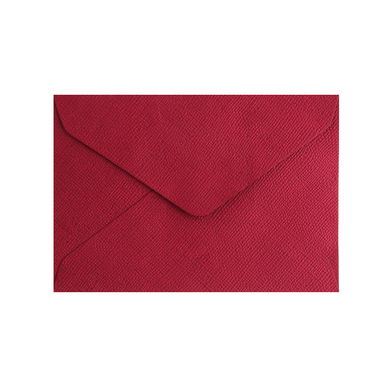 50pcs/pack C6 Retreo Window Envelopes Envelopes Wedding Party Invitation Envelope Greeting Cards Gift Envelopes