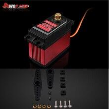 цена на Orginal Power HD-1235MG 40Kg High Voltage Digital Servo For 1/5 BAJA Car Can Compatible With FUTABA 4PX