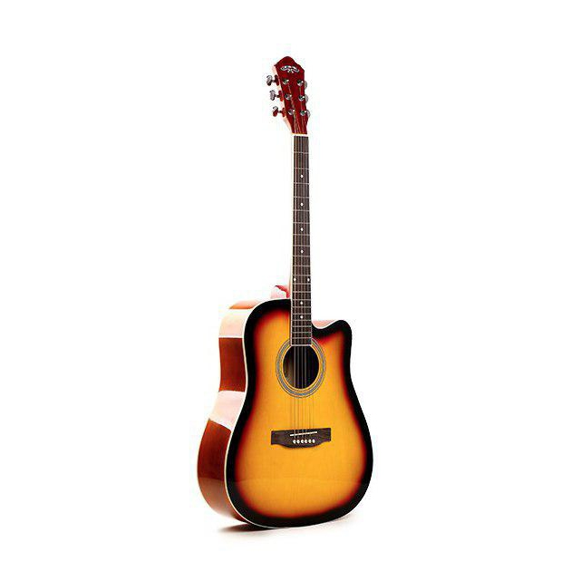 Guitar Acoustic CARAVAN MUSIC HS-4111 SB
