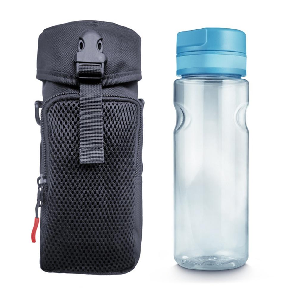 Insulated Water Cup Holder Bag Fashion Sports Bottle Bag Water Cup Sleeve Cover Case For Hiking Mountaineering Cycling Traveling