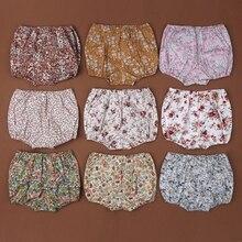 Fashion Baby Shorts Newborn Baby Bloomers Girls Pattern Shorts Toddler Trousers PP Pants G99C