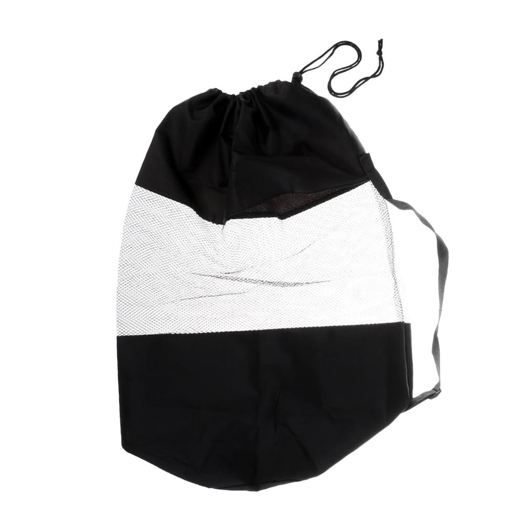 Heavy Duty Scuba Dive Backpack Mesh Duffel Bag Snorkeling Fins Mask Wetsuits