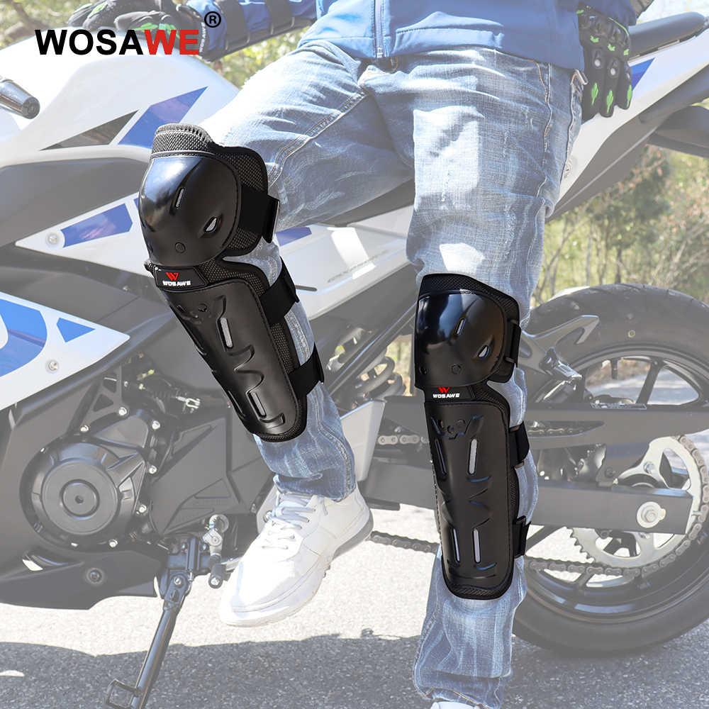 Motorbike Racing Dirt Bike Knee Pad Brace Elbow Knee Protector Shin Guard